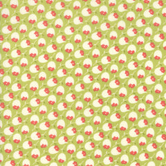 Scarlet & Sage Sage Rosehips Yardage by Fig Tree Quilts for Moda