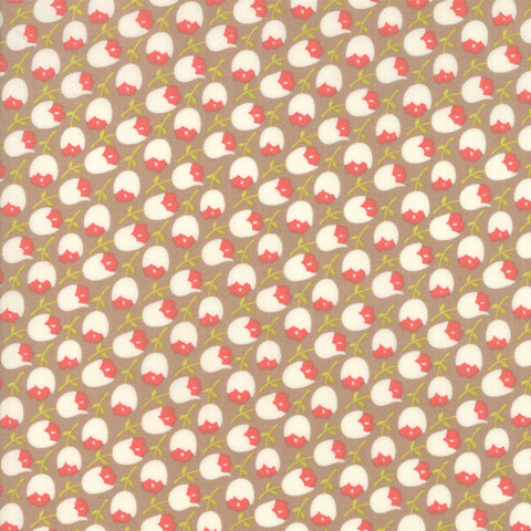 Scarlet & Sage Pebble Rosehips Yardage by Fig Tree Quilts for Moda