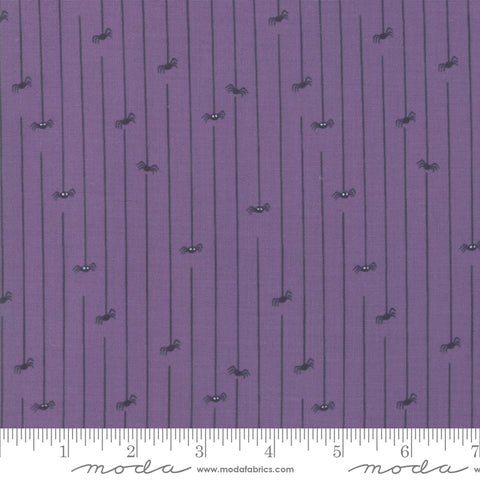 Ghouls and Goodies Witches Brew Creepy Crawly Yardage by Stacy Iest Hsu for Moda Fabrics