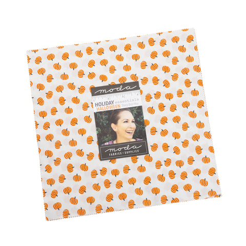 Holiday Essentials Halloween Layer Cake by Staci Iest Hsu for Moda Fabrics