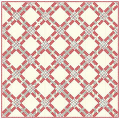 Ladders Quilt Pattern by Sweetwater