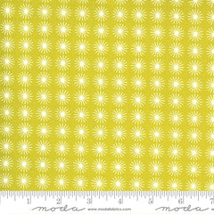 Flowers For Freya Sprout Dandelion Yardage by Lindzee McCray for Moda Fabrics