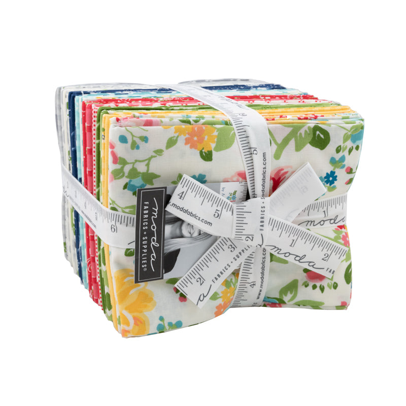 Homestead Fat Quarter Bundle by April Rosenthal for Moda Fabrics