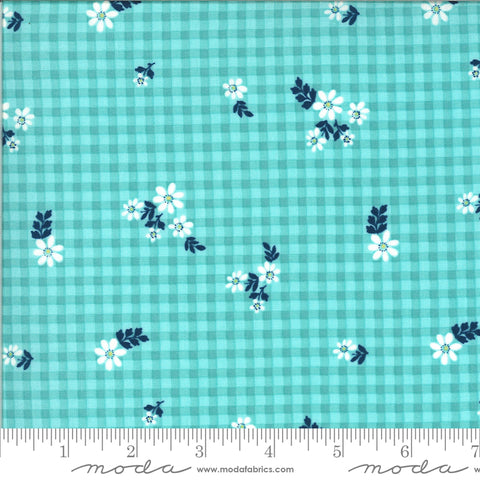 Homestead Sky Housecoat Yardage by April Rosenthal for Moda Fabrics