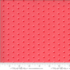 Homestead Strawberry Squares Yardage by April Rosenthal for Moda Fabrics