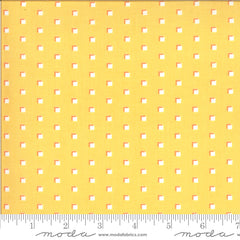 Homestead Sunshine Squares Yardage by April Rosenthal for Moda Fabrics