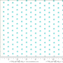 Homestead Cloud Sky Squares Yardage by April Rosenthal for Moda Fabrics