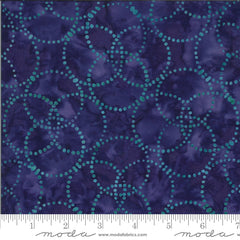 Confection Batiks Currant Shimmer Yardage by Kate Spain for Moda Fabrics