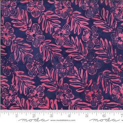 Confection Batiks Currant Mayleen Yardage by Kate Spain for Moda Fabrics