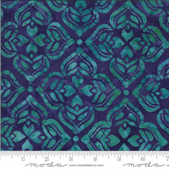 Confection Batiks Currant Larkspur Yardage by Kate Spain for Moda Fabrics