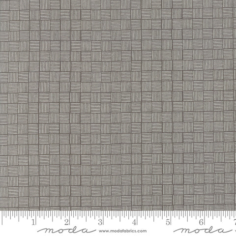 Summer Sweet Charcoal Check Yardage by Sherri & Chelsi for Moda Fabrics