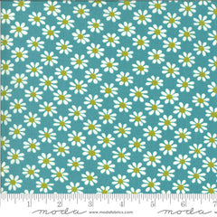 A Blooming Bunch Surf Groovy by Maureen McCormick for Moda Fabrics