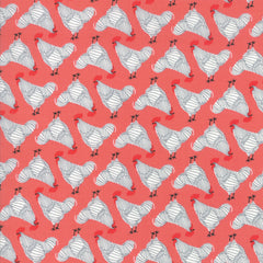 Farm Charm Strawberry Chicken Little Yardage by Gingiber for Moda Fabrics
