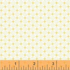 Honey Maple Honey Basket Weave Yardage by Whistler Studios for Windham Fabrics