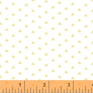 Honey Maple Honey Triangles Yardage by Whistler Studios for Windham Fabrics