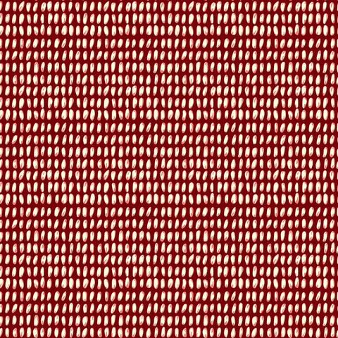 Homestead Life Burgandy Seeds Yardage by Judy Jarvi for Windham Fabrics