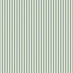 Homestead Life Navy Ticking Stripe Yardage by Judy Jarvi for Windham Fabrics