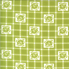 Shine On Green Check Yardage by Bonnie & Camille for Moda Fabrics