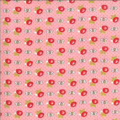Shine On Pink Beesley Yardage by Bonnie & Camille for Moda Fabrics