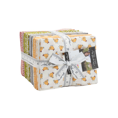 PREORDER Spring Chicken Fat Quarter Bundle by Sweetwater for Moda Fabrics