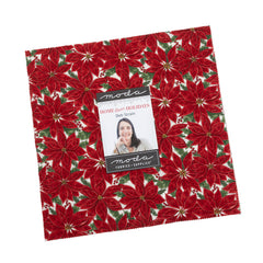 Home Sweet Holidays Layer Cake by Deb Strain for Moda Fabrics