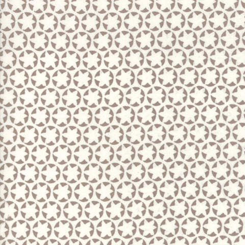The Print Shop Cream Clay Watermark yardage by Sweetwater for Moda Fabrics