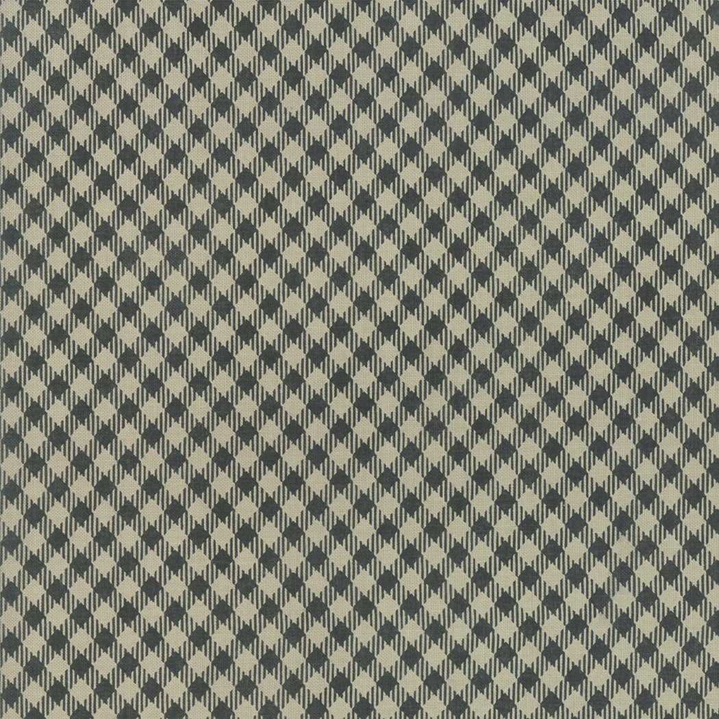 Branded Sand Picnic Check Yardage by Sweetwater for Moda Fabrics