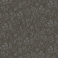 Grove by Andover Grey Tonal Yardage by Makower UK for Andover Fabrics