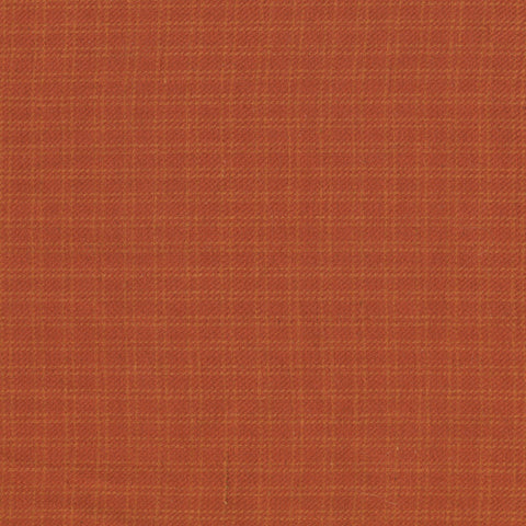 Pumpkin Patch Plaids Burnt Orange Double Graph Yardage by Renee Nanneman for Andover Fabrics