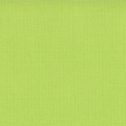 Bella Solids Summer House Lime Yardage by Moda Fabrics