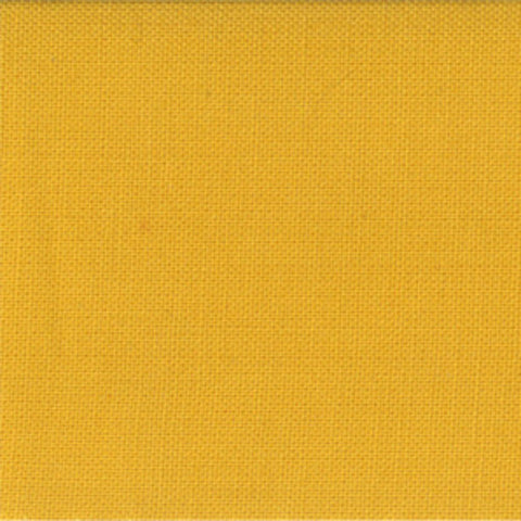 Bella Solids Saffron Yardage by Moda Fabrics