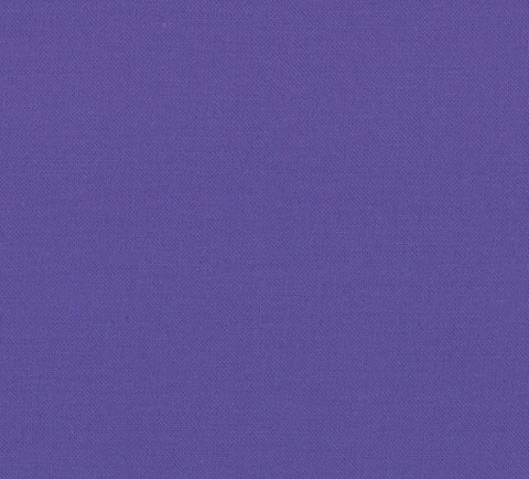 Bella Solids Amelia Purple Yardage by Moda Fabrics