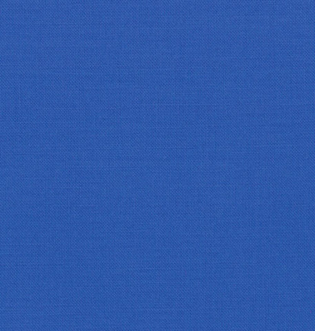 Bella Solids Amelia Blue Yardage by Moda Fabrics