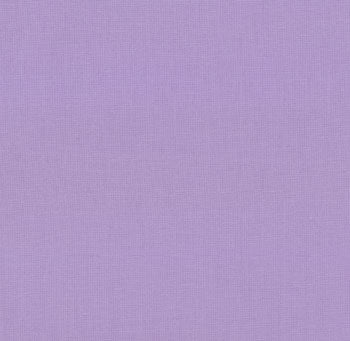 Bella Solids Lilac Yardage by Moda Fabrics