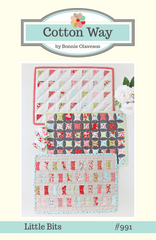 Little Bits Table Runners Pattern by Cotton Way