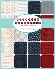 American Gathering Charm Pack by Primitive Gatherings for Moda Fabrics