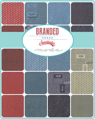 Branded Fat Quarter Bundle by Sweetwater for Moda Fabrics