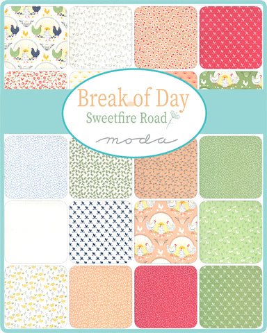 PREORDER Break of Day Jelly Roll by Sweetfire Road for Moda Fabrics