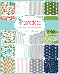 Homestead Mini Charm Pack by April Rosenthal for Moda Fabrics