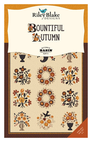 "Bountiful Autumn 5"" Stacker by Buttermilk Basin for Riley Blake Designs"
