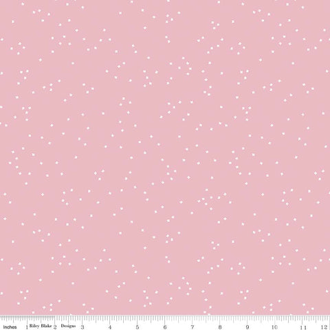 Blossom Baby Pink Yardage by Christopher Thompson for Riley Blake Designs