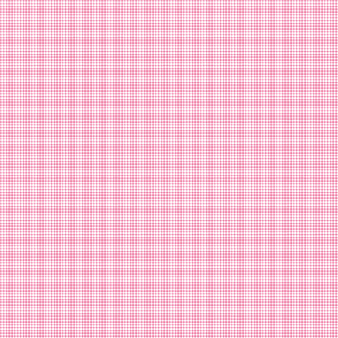 Love Letters Pink Gingham Yardage by Lindsay Wilkes for Riley Blake Designs
