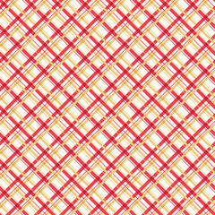 Sugarhouse Park Red Plaid Yardage by Amy Smart for Riley Blake Designs