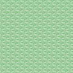 Winifred Rose Green Sketch Yardage by Christopher Thompson for Riley Blake Designs