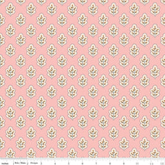 Charmed Pink Motif yardage by Cyndi Walker for Riley Blake Designs