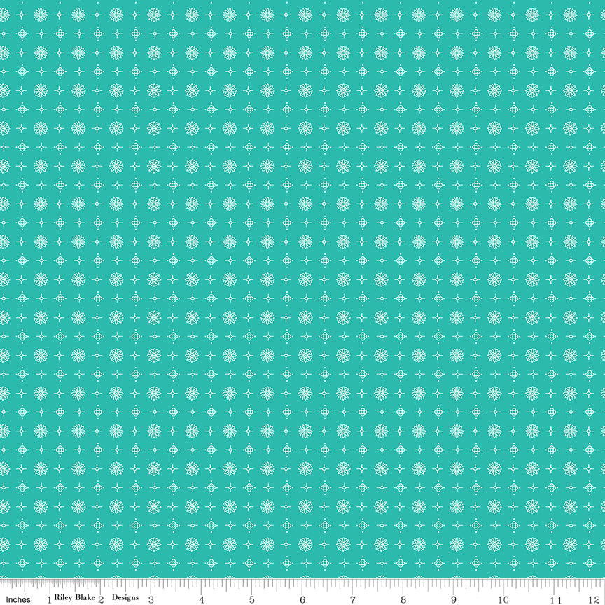 Prim Vivid Vintage Yardage by Lori Holt for Riley Blake Designs