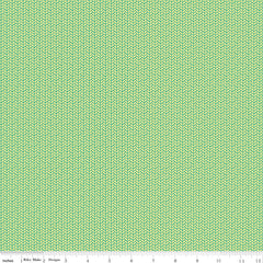 Midsummer Meadow Pear Woven Yardage by Katherine Lenius for Riley Blake Designs
