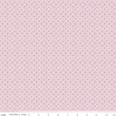 Idyllic Pink Pavement Yardage by Minki Kim for Riley Blake Designs