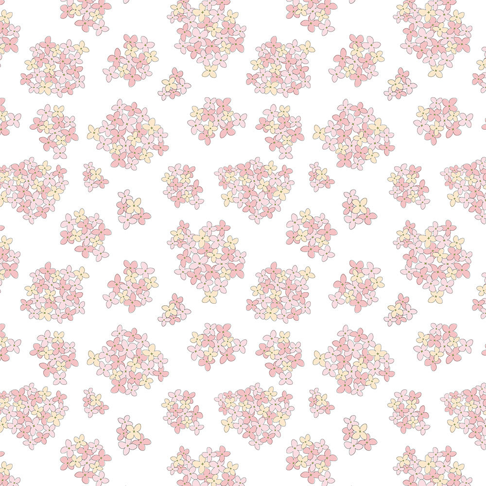 Country Roads White Almost Heaven Yardage by Poppie Cotton Fabrics