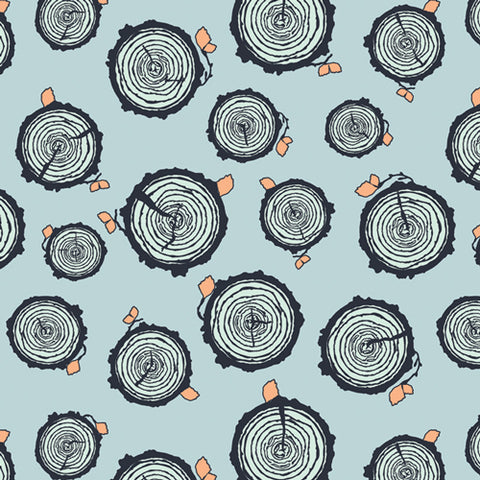 Little Forester Fusion Rooted Forester Yardage by Bonnie Christine for Art Gallery Fabrics